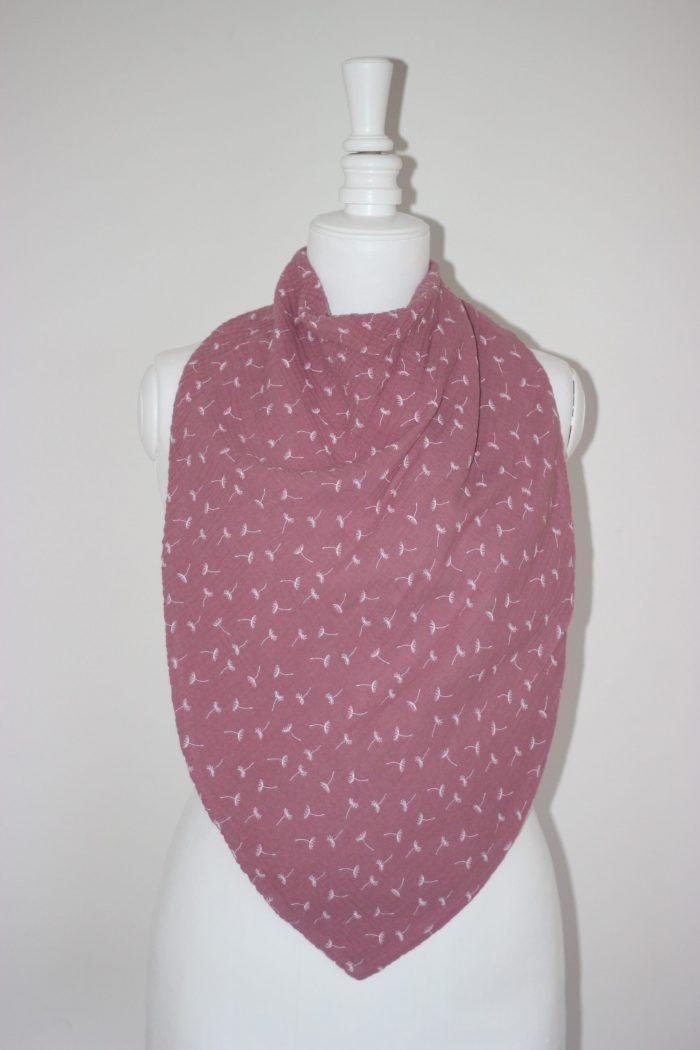 foulard confortable facile à enfiler
