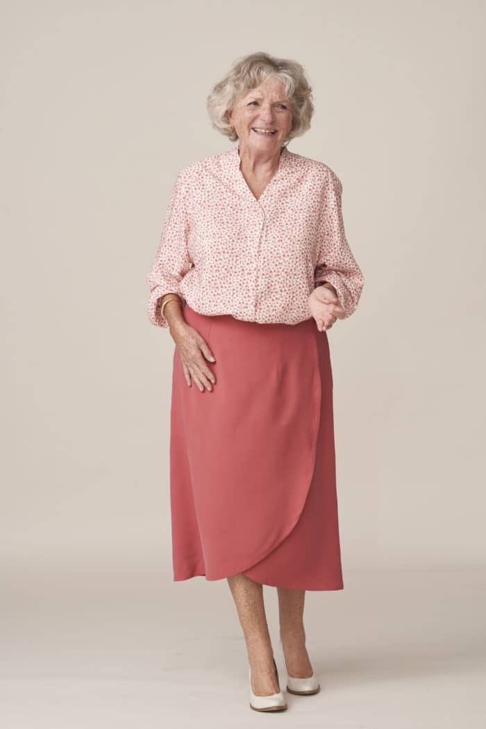 vêtements adaptés et élégants pour seniors faciles à enfiler et à fermer