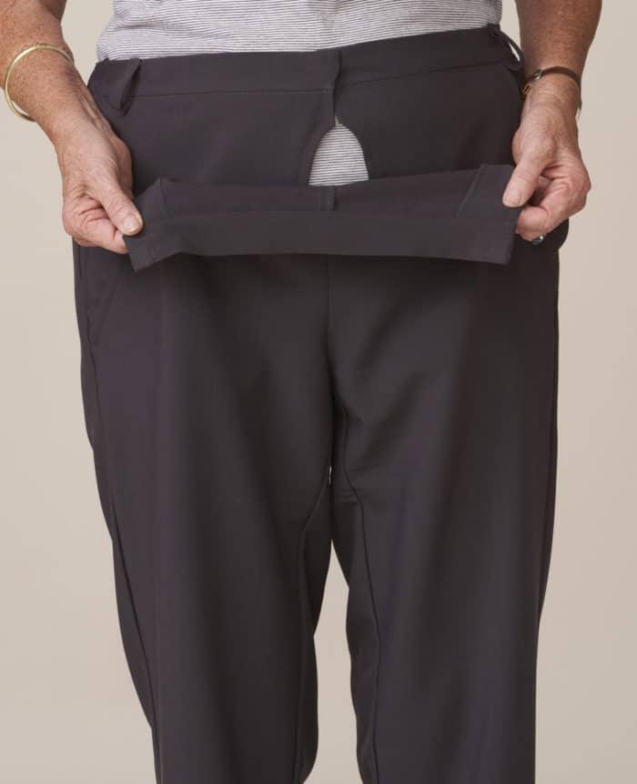 pantalon adapté grande ouverture pour faciliter l habillage et le change