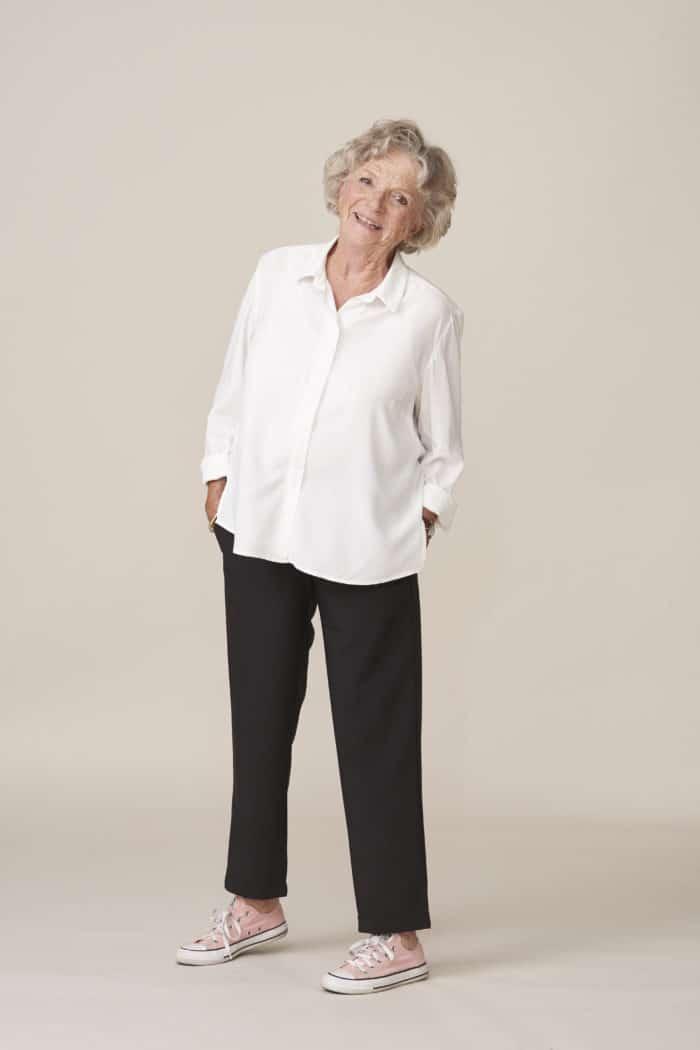 vêtements élégants pour seniors fermeture facile par aimants fabrication française