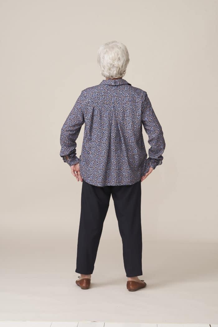 vêtements pour seniors faciles à enfiler modernes et élégants
