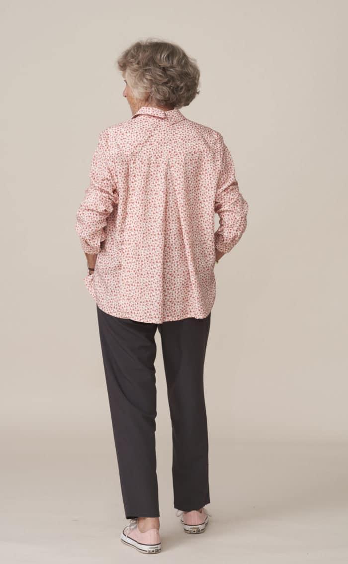 vêtements élégants pour seniors dépendants habillage facilité pour l aidant