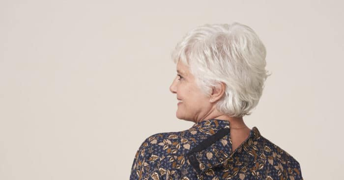 top pour senior dépendant habillage facile et rapide