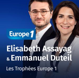 forESTIME vetements seniors intervention à l'émission la france bouge europe 1