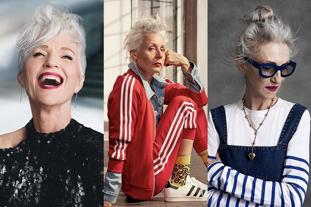 seniors mannequin marque égéries forestime senior personnes âgées silver model